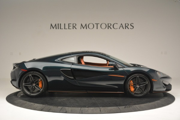 New 2018 McLaren 570GT Coupe for sale Sold at Bentley Greenwich in Greenwich CT 06830 9
