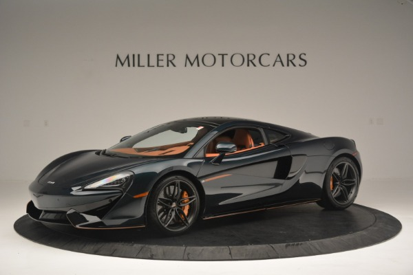 New 2018 McLaren 570GT Coupe for sale Sold at Bentley Greenwich in Greenwich CT 06830 1