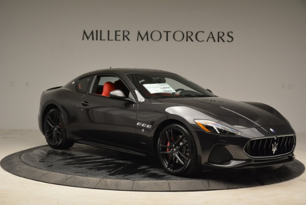 New 2018 Maserati GranTurismo Sport for sale Sold at Bentley Greenwich in Greenwich CT 06830 10