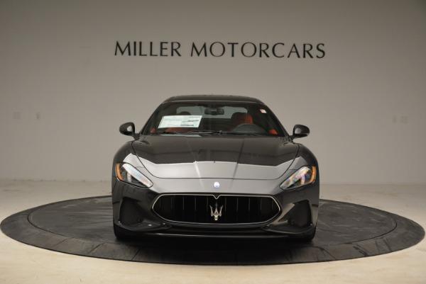 New 2018 Maserati GranTurismo Sport for sale Sold at Bentley Greenwich in Greenwich CT 06830 12