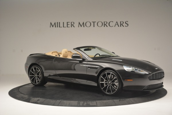 Used 2016 Aston Martin DB9 GT Volante for sale Sold at Bentley Greenwich in Greenwich CT 06830 10