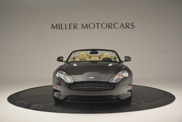 Used 2016 Aston Martin DB9 GT Volante for sale Sold at Bentley Greenwich in Greenwich CT 06830 12