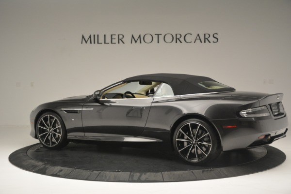 Used 2016 Aston Martin DB9 GT Volante for sale Sold at Bentley Greenwich in Greenwich CT 06830 16