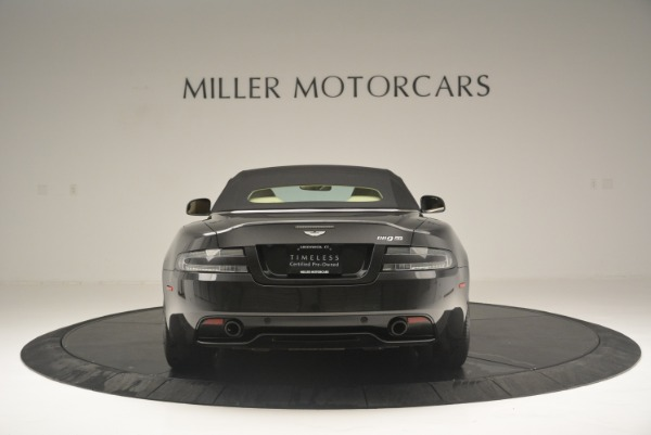 Used 2016 Aston Martin DB9 GT Volante for sale Sold at Bentley Greenwich in Greenwich CT 06830 18