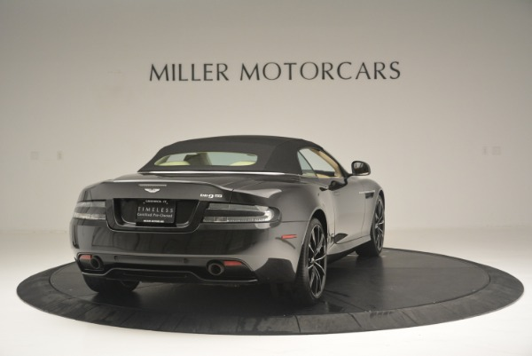 Used 2016 Aston Martin DB9 GT Volante for sale Sold at Bentley Greenwich in Greenwich CT 06830 19