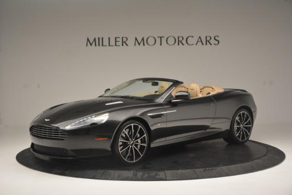Used 2016 Aston Martin DB9 GT Volante for sale Sold at Bentley Greenwich in Greenwich CT 06830 2