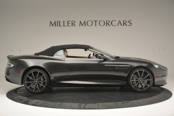 Used 2016 Aston Martin DB9 GT Volante for sale Sold at Bentley Greenwich in Greenwich CT 06830 21