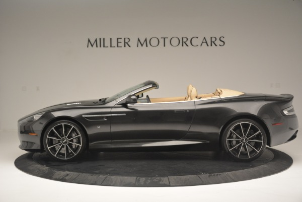 Used 2016 Aston Martin DB9 GT Volante for sale Sold at Bentley Greenwich in Greenwich CT 06830 3