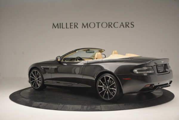 Used 2016 Aston Martin DB9 GT Volante for sale Sold at Bentley Greenwich in Greenwich CT 06830 4