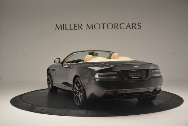 Used 2016 Aston Martin DB9 GT Volante for sale Sold at Bentley Greenwich in Greenwich CT 06830 5