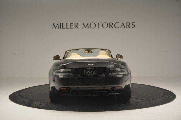 Used 2016 Aston Martin DB9 GT Volante for sale Sold at Bentley Greenwich in Greenwich CT 06830 6