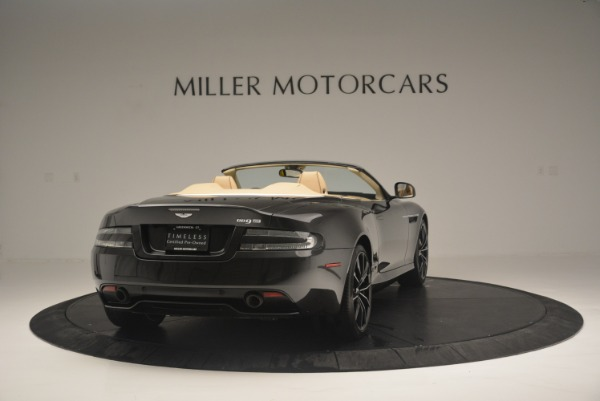 Used 2016 Aston Martin DB9 GT Volante for sale Sold at Bentley Greenwich in Greenwich CT 06830 7