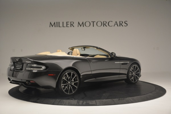 Used 2016 Aston Martin DB9 GT Volante for sale Sold at Bentley Greenwich in Greenwich CT 06830 8