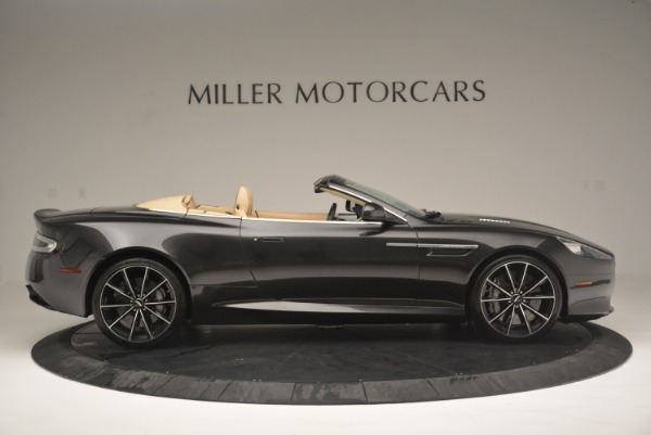 Used 2016 Aston Martin DB9 GT Volante for sale Sold at Bentley Greenwich in Greenwich CT 06830 9