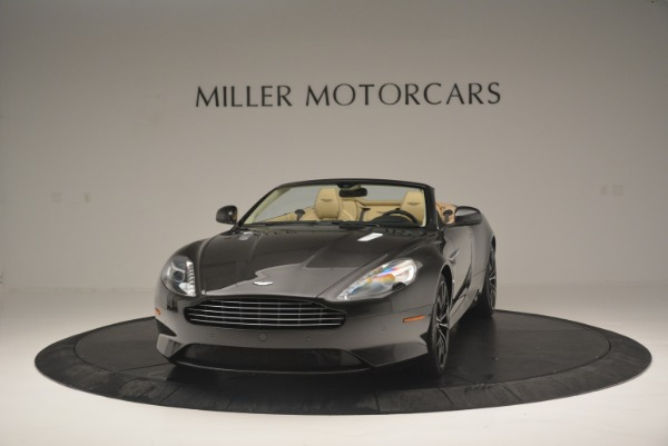 Used 2016 Aston Martin DB9 GT Volante for sale Sold at Bentley Greenwich in Greenwich CT 06830 1
