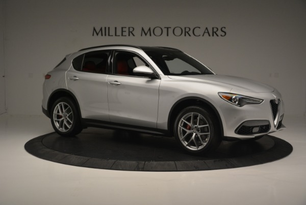 Used 2018 Alfa Romeo Stelvio Ti Sport Q4 for sale $36,900 at Bentley Greenwich in Greenwich CT 06830 11