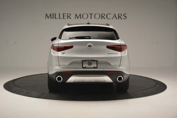 Used 2018 Alfa Romeo Stelvio Ti Sport Q4 for sale $36,900 at Bentley Greenwich in Greenwich CT 06830 6