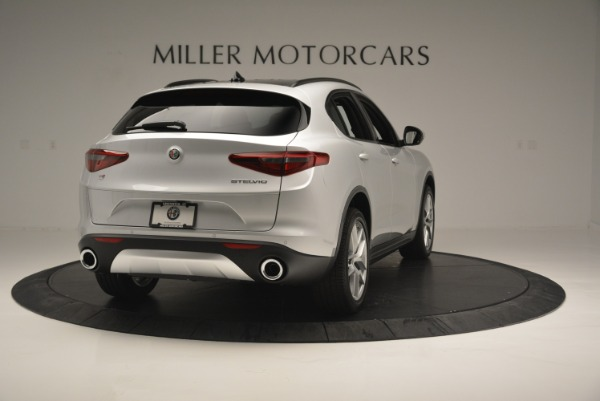 Used 2018 Alfa Romeo Stelvio Ti Sport Q4 for sale $36,900 at Bentley Greenwich in Greenwich CT 06830 7
