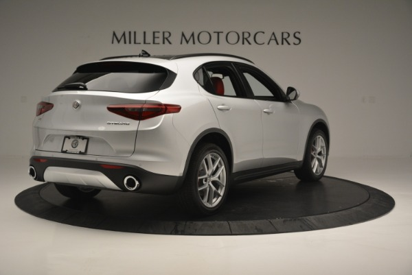 Used 2018 Alfa Romeo Stelvio Ti Sport Q4 for sale $36,900 at Bentley Greenwich in Greenwich CT 06830 8