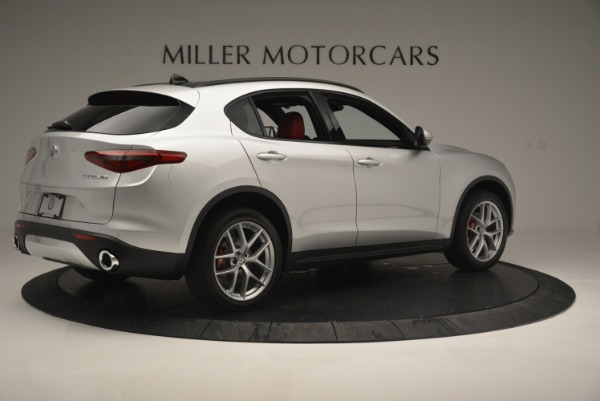Used 2018 Alfa Romeo Stelvio Ti Sport Q4 for sale $36,900 at Bentley Greenwich in Greenwich CT 06830 9