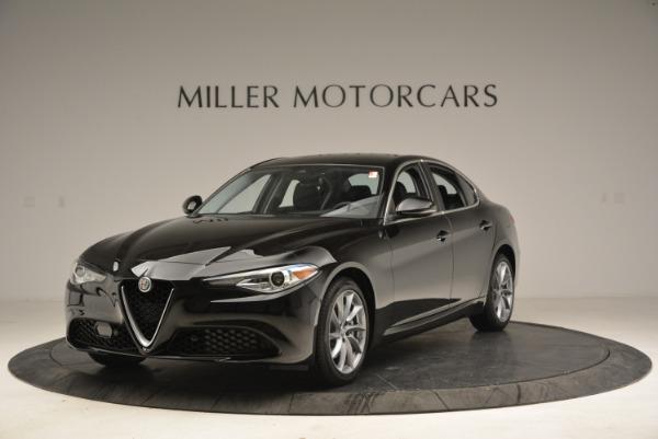 New 2018 Alfa Romeo Giulia Q4 for sale Sold at Bentley Greenwich in Greenwich CT 06830 2