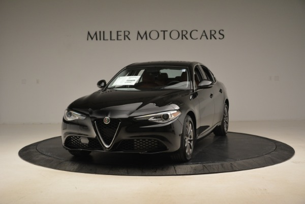 New 2018 Alfa Romeo Giulia Q4 for sale Sold at Bentley Greenwich in Greenwich CT 06830 4