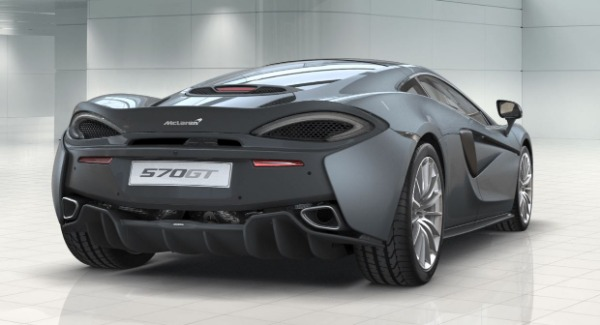 New 2018 McLaren 570GT for sale Sold at Bentley Greenwich in Greenwich CT 06830 5