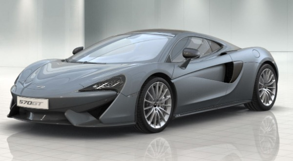 New 2018 McLaren 570GT for sale Sold at Bentley Greenwich in Greenwich CT 06830 1