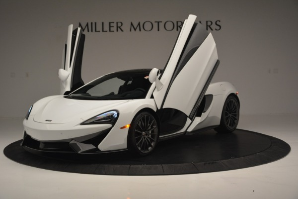 Used 2018 McLaren 570GT for sale Sold at Bentley Greenwich in Greenwich CT 06830 14
