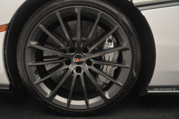 Used 2018 McLaren 570GT for sale Sold at Bentley Greenwich in Greenwich CT 06830 15