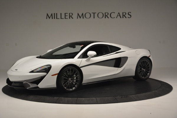 Used 2018 McLaren 570GT for sale Sold at Bentley Greenwich in Greenwich CT 06830 2