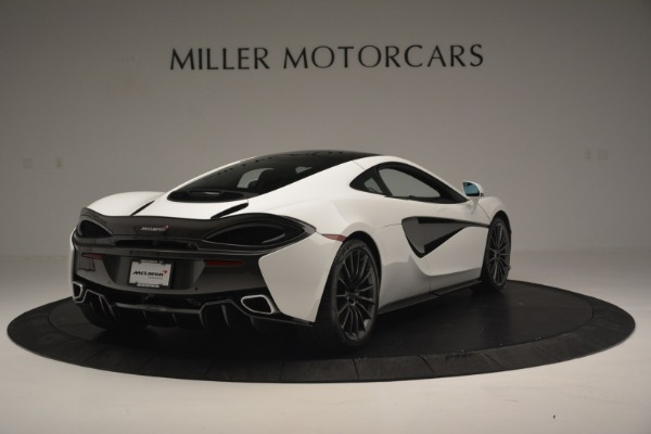 Used 2018 McLaren 570GT for sale Sold at Bentley Greenwich in Greenwich CT 06830 7