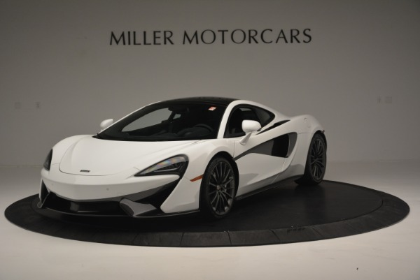 Used 2018 McLaren 570GT for sale Sold at Bentley Greenwich in Greenwich CT 06830 1