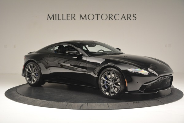 Used 2019 Aston Martin Vantage Coupe for sale $132,990 at Bentley Greenwich in Greenwich CT 06830 10