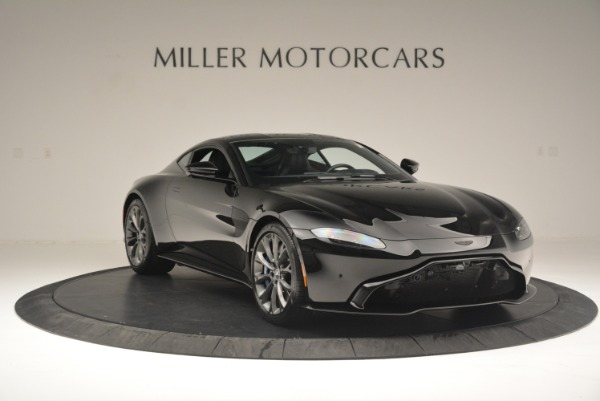 Used 2019 Aston Martin Vantage Coupe for sale $132,990 at Bentley Greenwich in Greenwich CT 06830 11