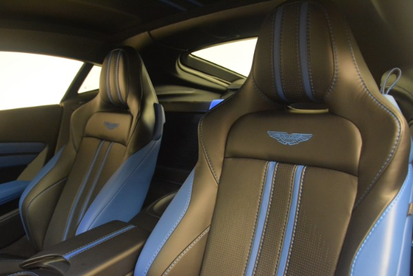 Used 2019 Aston Martin Vantage Coupe for sale $132,990 at Bentley Greenwich in Greenwich CT 06830 18