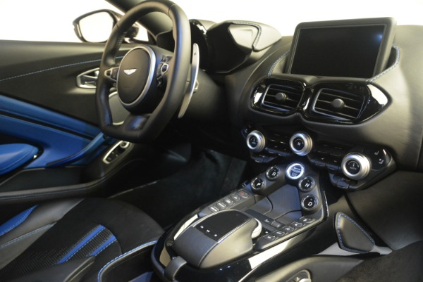 Used 2019 Aston Martin Vantage Coupe for sale $132,990 at Bentley Greenwich in Greenwich CT 06830 22