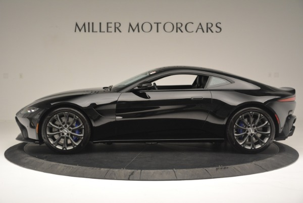 Used 2019 Aston Martin Vantage Coupe for sale $132,990 at Bentley Greenwich in Greenwich CT 06830 3