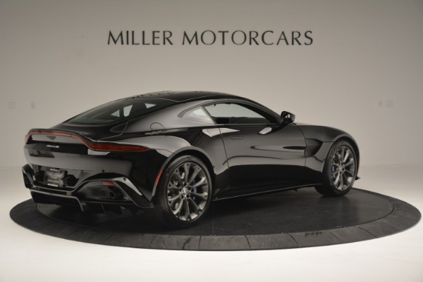 Used 2019 Aston Martin Vantage Coupe for sale $132,990 at Bentley Greenwich in Greenwich CT 06830 8