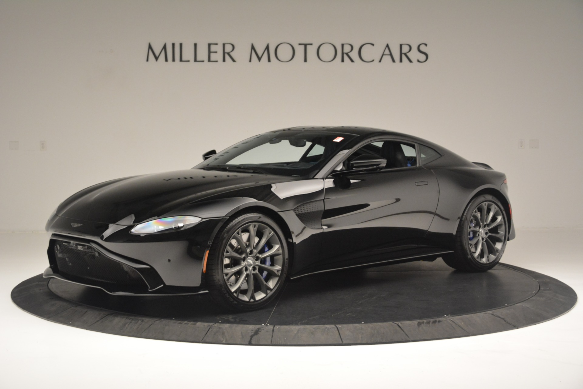 Used 2019 Aston Martin Vantage Coupe for sale $132,990 at Bentley Greenwich in Greenwich CT 06830 1