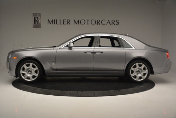 Used 2012 Rolls-Royce Ghost for sale Sold at Bentley Greenwich in Greenwich CT 06830 2