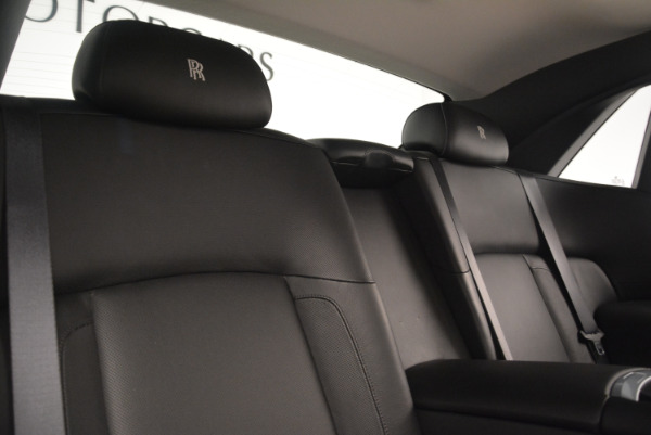 Used 2012 Rolls-Royce Ghost for sale Sold at Bentley Greenwich in Greenwich CT 06830 26