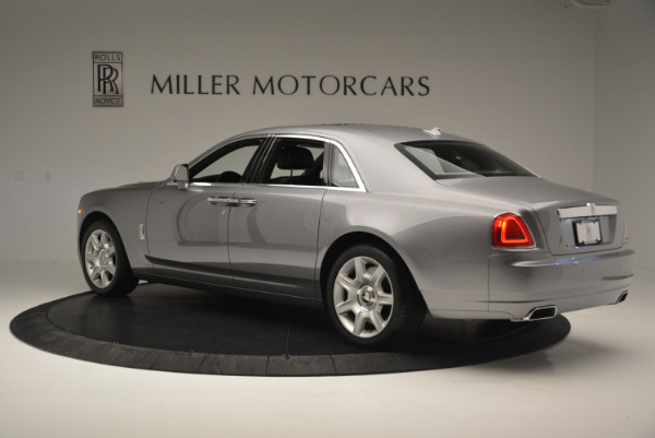 Used 2012 Rolls-Royce Ghost for sale Sold at Bentley Greenwich in Greenwich CT 06830 5