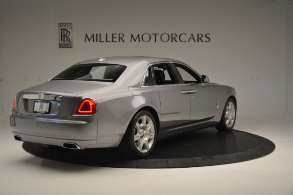 Used 2012 Rolls-Royce Ghost for sale Sold at Bentley Greenwich in Greenwich CT 06830 7