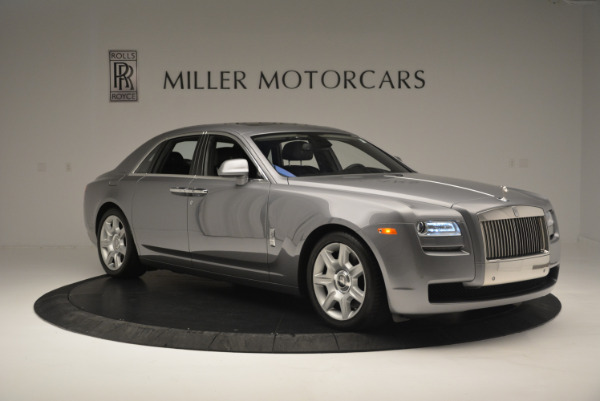 Used 2012 Rolls-Royce Ghost for sale Sold at Bentley Greenwich in Greenwich CT 06830 9