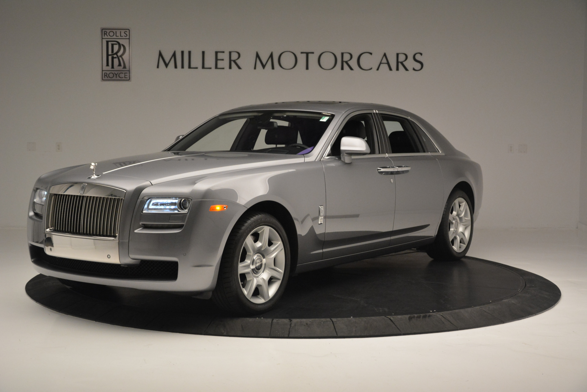 Used 2012 Rolls-Royce Ghost for sale Sold at Bentley Greenwich in Greenwich CT 06830 1