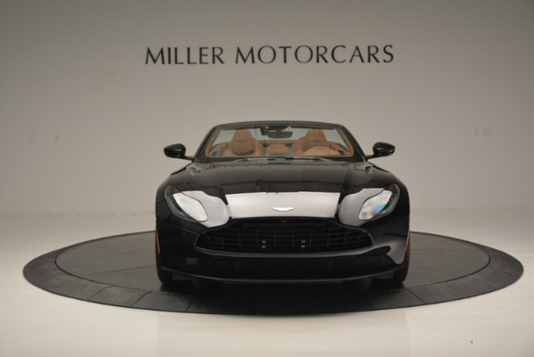 New 2019 Aston Martin DB11 Volante Volante for sale Sold at Bentley Greenwich in Greenwich CT 06830 12