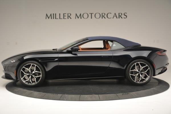 New 2019 Aston Martin DB11 Volante Volante for sale Sold at Bentley Greenwich in Greenwich CT 06830 15