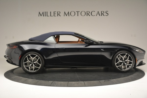 New 2019 Aston Martin DB11 Volante Volante for sale Sold at Bentley Greenwich in Greenwich CT 06830 16