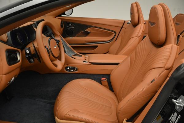 New 2019 Aston Martin DB11 Volante Volante for sale Sold at Bentley Greenwich in Greenwich CT 06830 20